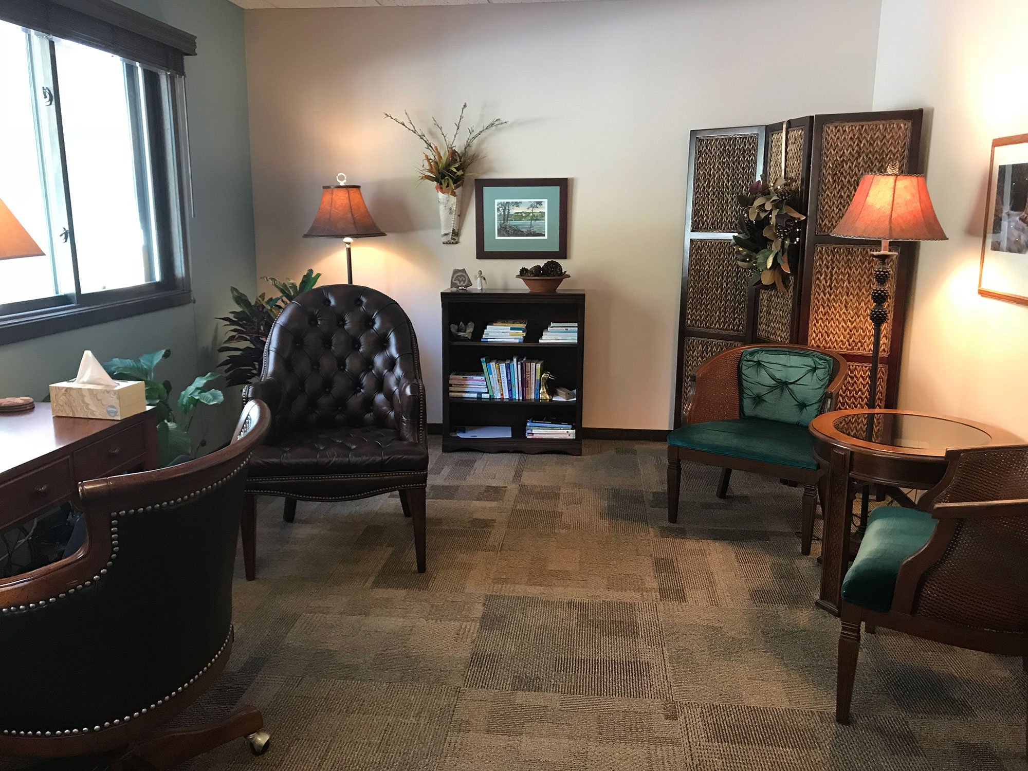 Tour the Office   Clearwater Counseling   Therapists ...